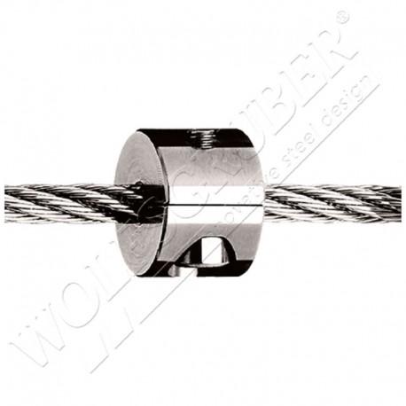 Bague d'arrêt pour câble de diamètre 6mm