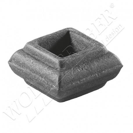 Garniture pour barreau carré - Dimension 33x22