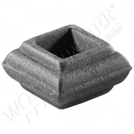 Garniture pour barreau carré - Dimension 38x23