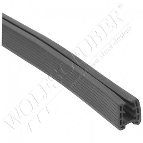 Joint pour tube cannelé de diamètre 48,3 - Épaisseur 11-13,5