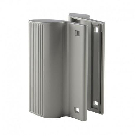 Poignée de tirage en aluminium pour profil