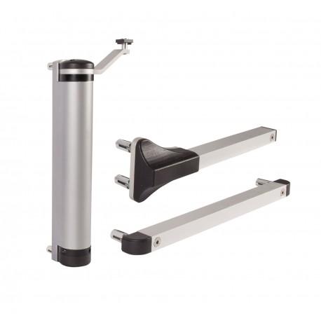 Ferme-porte hydraulique compact - 90/180°