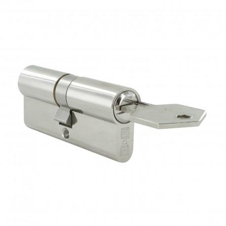 Cylindre double pour serrures - Dimension 40x40