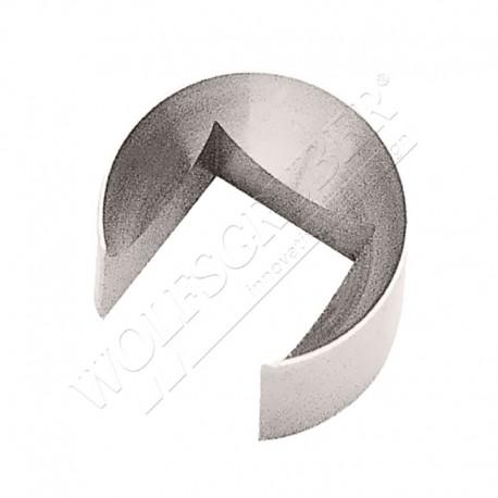 Cale variable pour tête sphérique - Diamètre 42,4