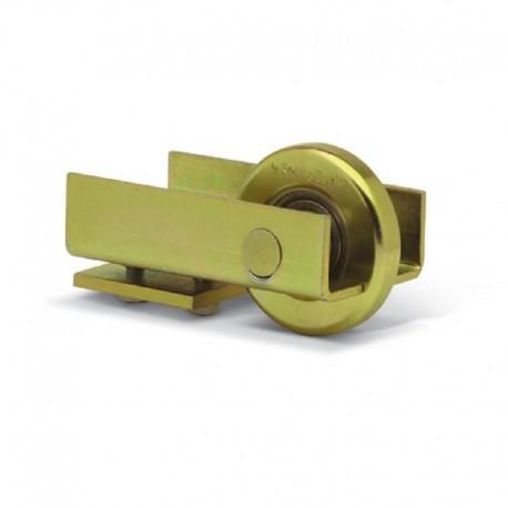 Roue de support pour portail autoportant magnum (très lourd)