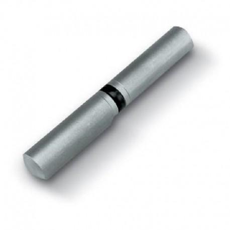 Paumelle forme goutte à butée à billes - Longueur 207mm