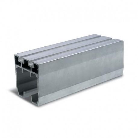 Rail de guidage pour portail autoportant gamme aluminium - 6 mètres