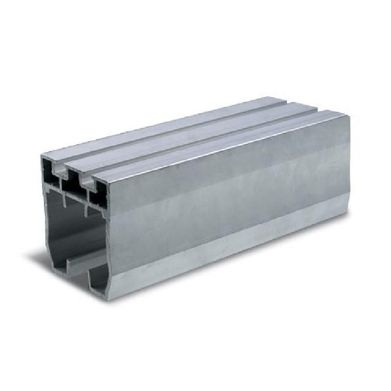 rail aluminium pour portail longueur 6 m tres rolling center france. Black Bedroom Furniture Sets. Home Design Ideas