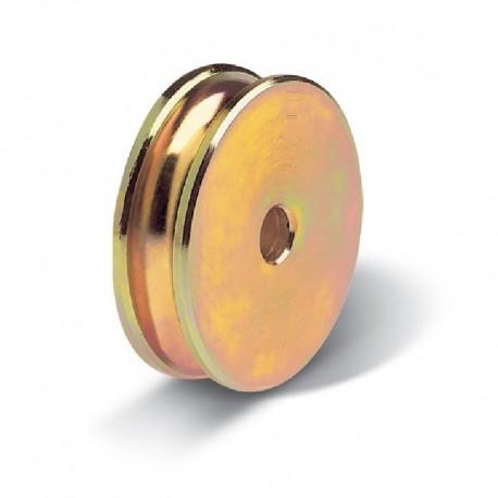 Poulie sans roulement diamètre 60 - Ø interne 12 mm