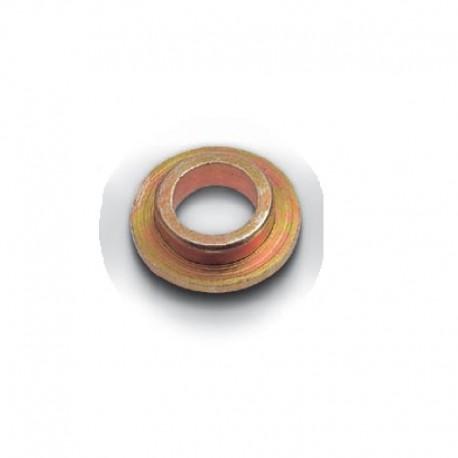 Axe pour poulie en acier - Hauteur 17mm