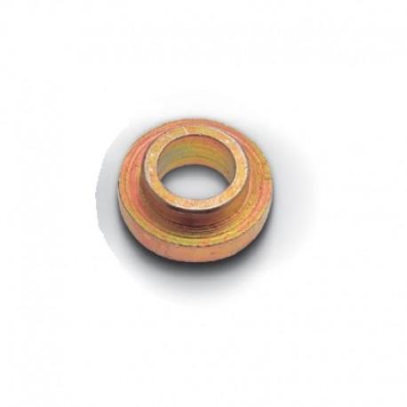 Axe pour poulie en acier - Hauteur 22mm