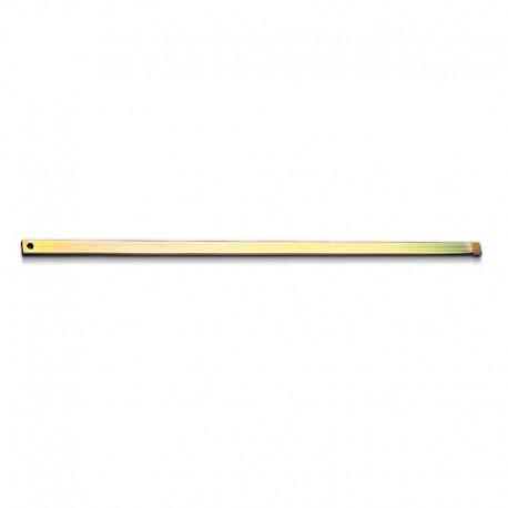 Barre supérieure pour crémone - 25x10