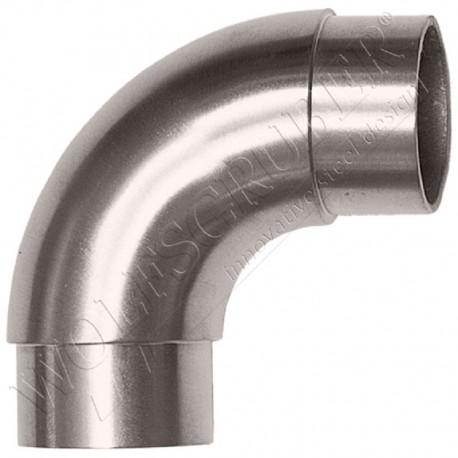 Coude arrondi à 90° - Pour tube diamètre 48,3