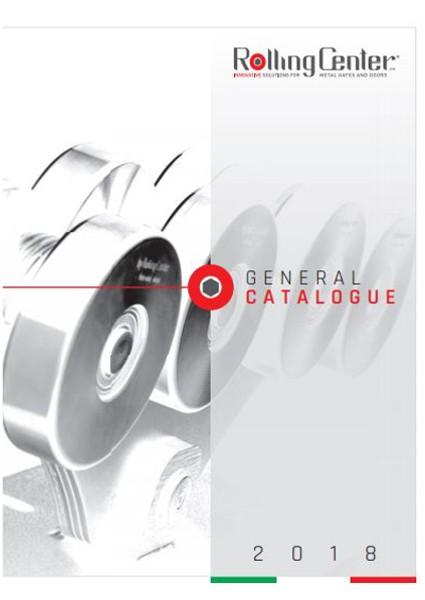 Nouveau catalogue Rolling Center 2018