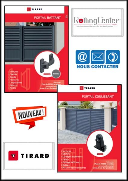 Nouveau: Rolling Center France revendeur des produits Tirard