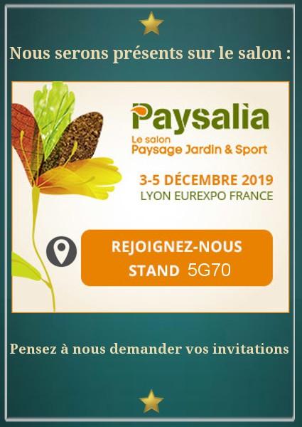 Participation Paysalia 2019