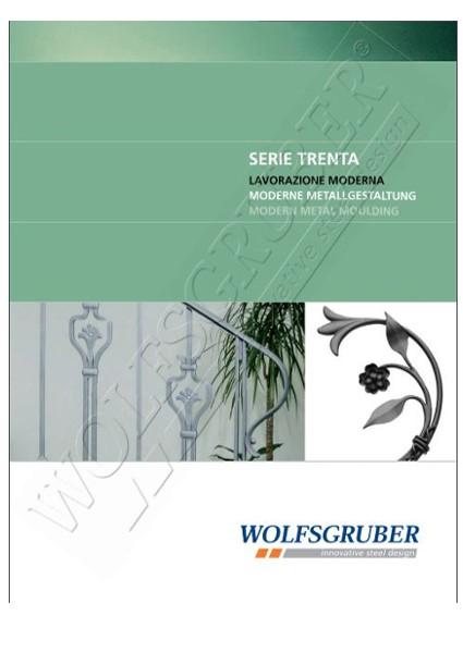 Catalogue barreaux en fer forgé nouveau design